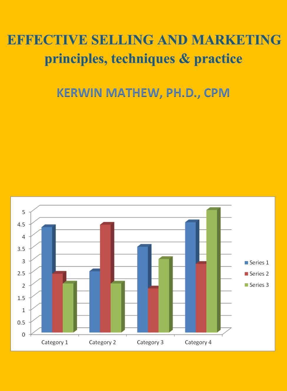 Kerwin Mathew - EFFECTIVE SELLING AND MARKETING principles, techniques & practice