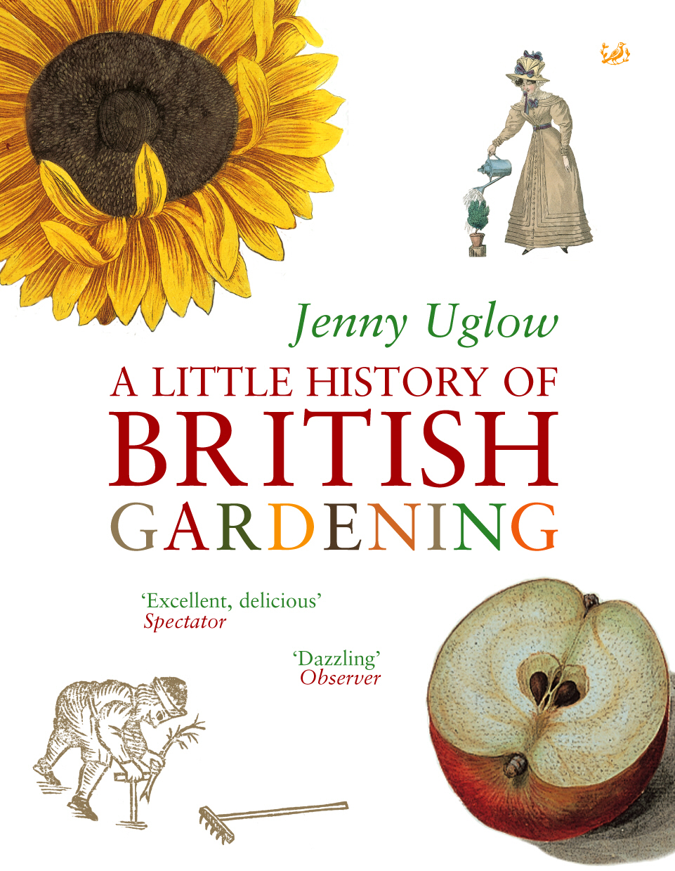 A Little History Of British Gardening