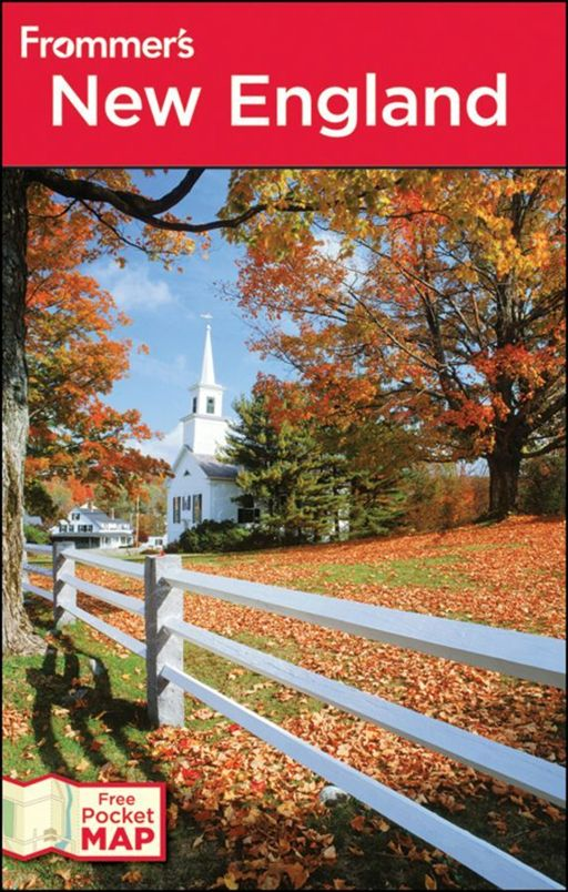 Frommer's New England By: Herbert Bailey Livesey,Laura M. Reckford,Leslie Brokaw,Marie Morris,Matthew Barber,Paul Karr