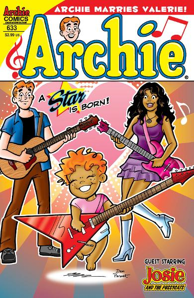 Archie #633 By: Dan Parent