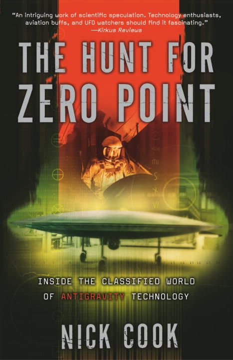 The Hunt for Zero Point By: Nick Cook