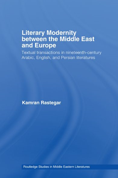 Literary Modernity Between Middle East and Europe