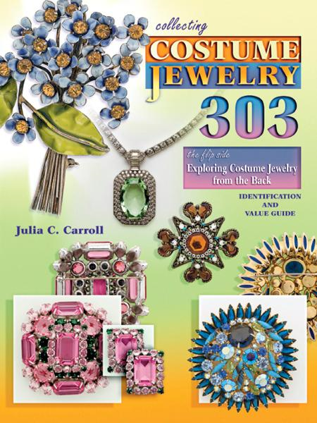 Collecting Costume Jewelry, 303, The Flip Side By: Carroll, Julia
