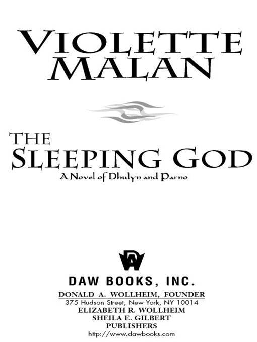 The Sleeping God: A Novel of Dhulyn and Parno