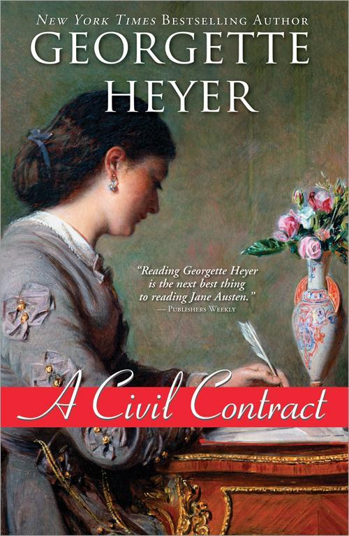 Georgette Heyer - Civil Contract, A