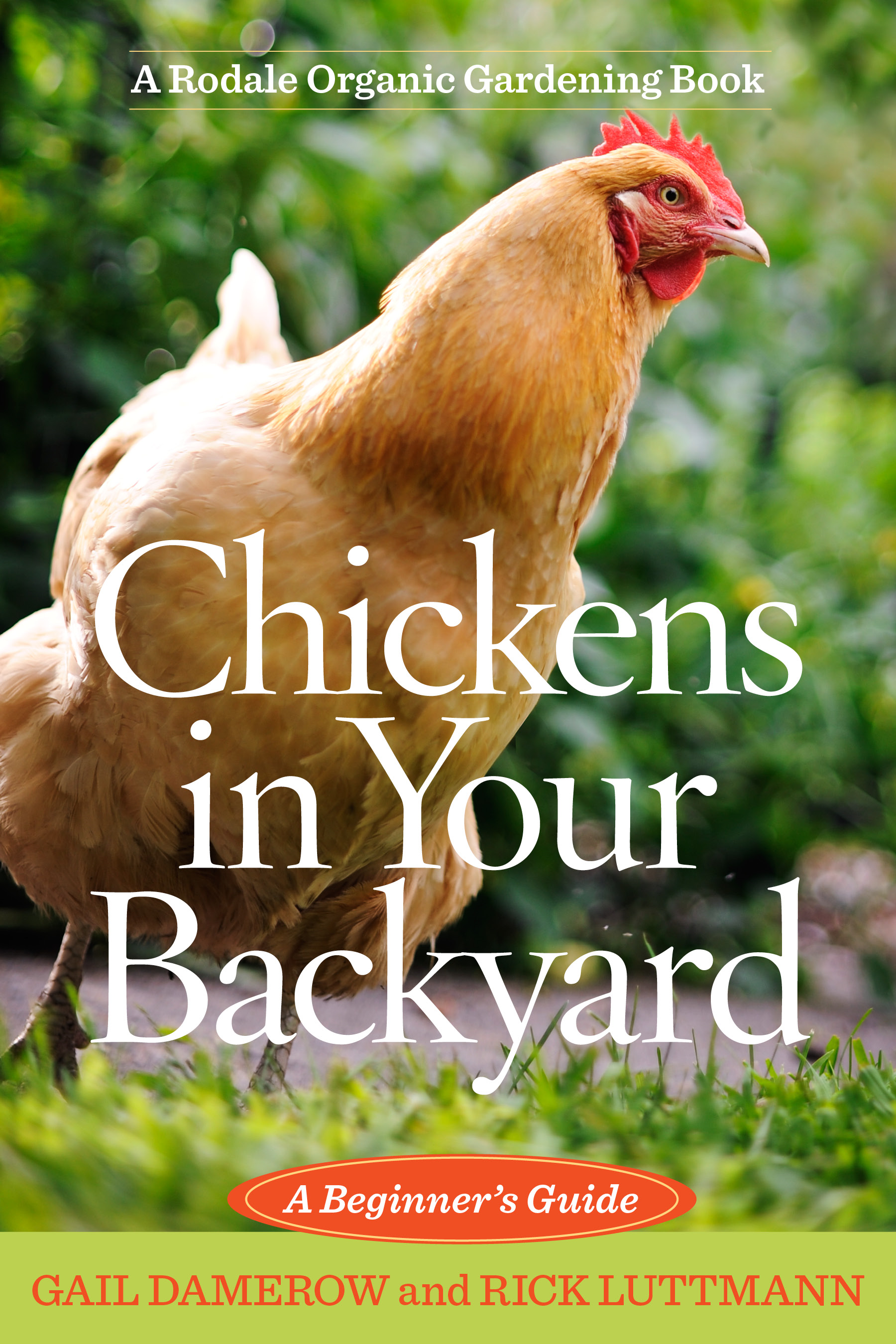 Chickens In Your Backyard By: Gail Damerow,Rick Luttmann