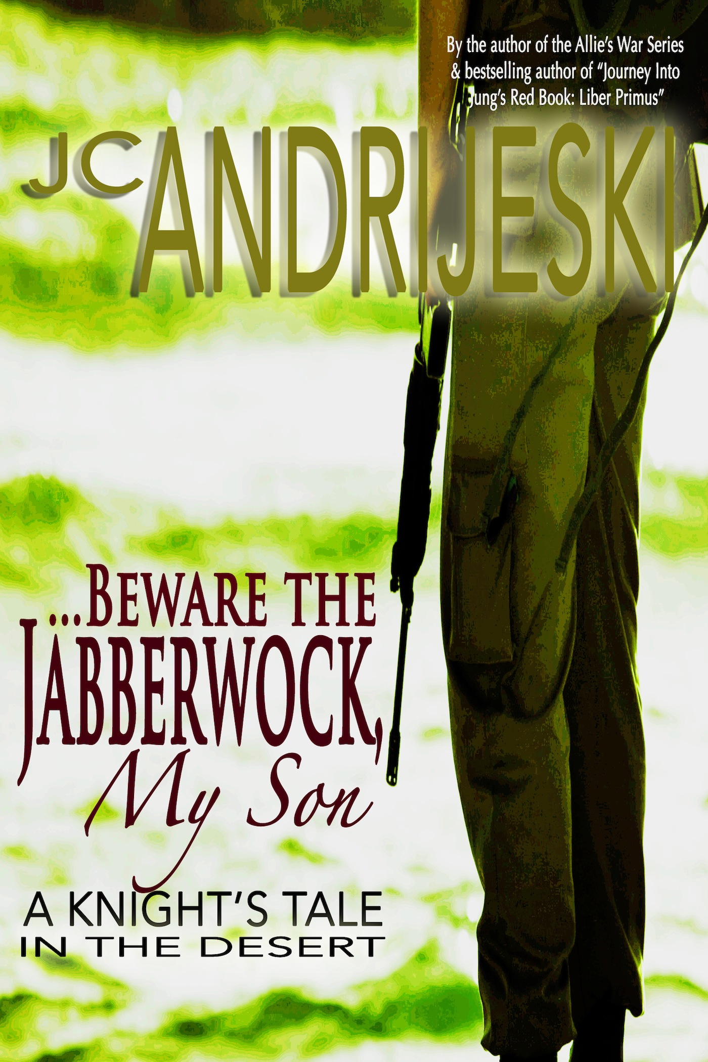 ...Beware the Jabberwock, My Son