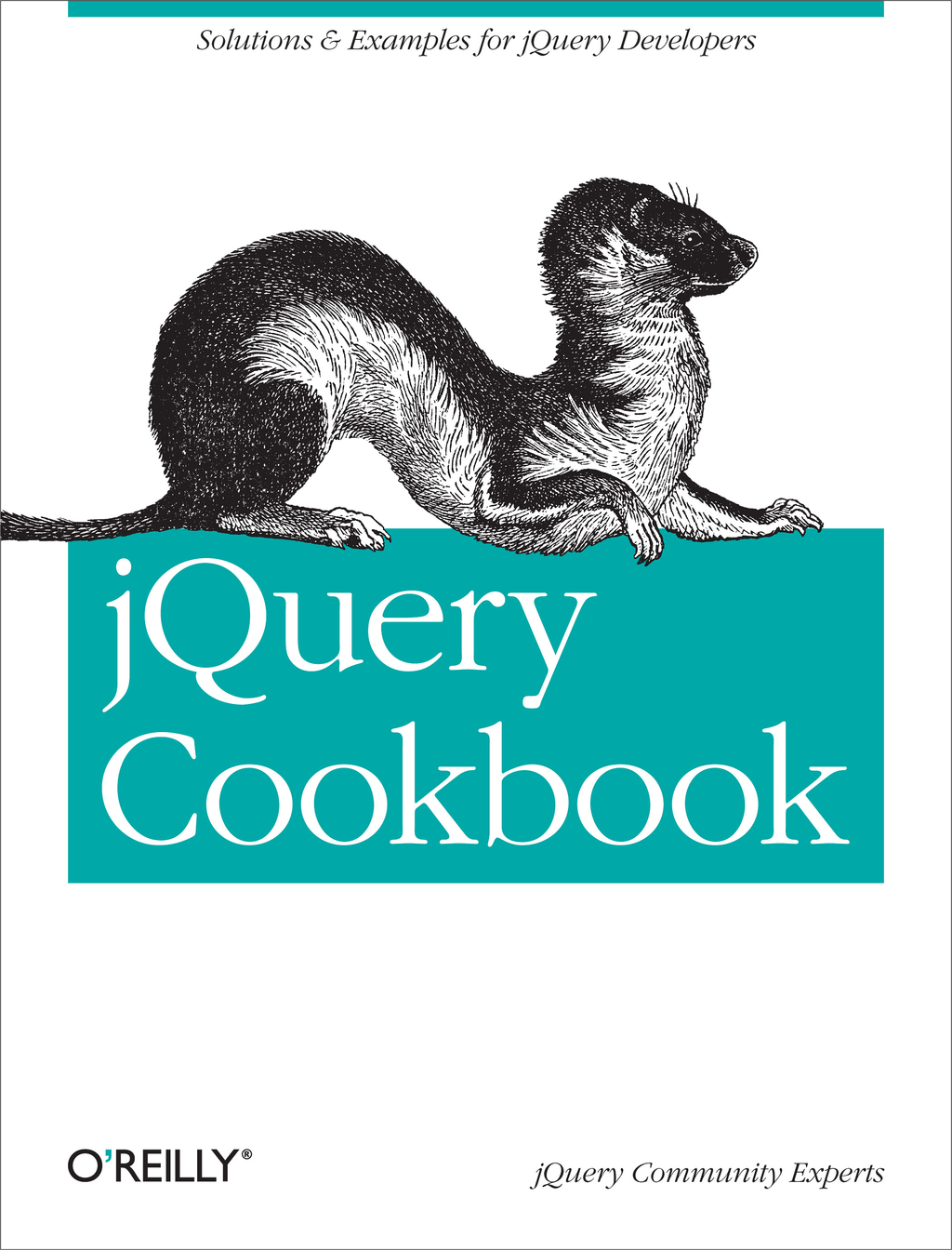 jQuery Cookbook By: Cody Lindley