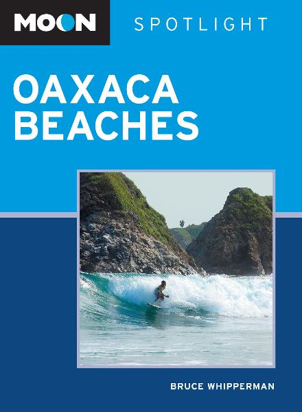 Moon Spotlight Oaxaca Beaches