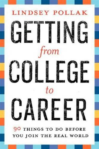 Getting from College to Career