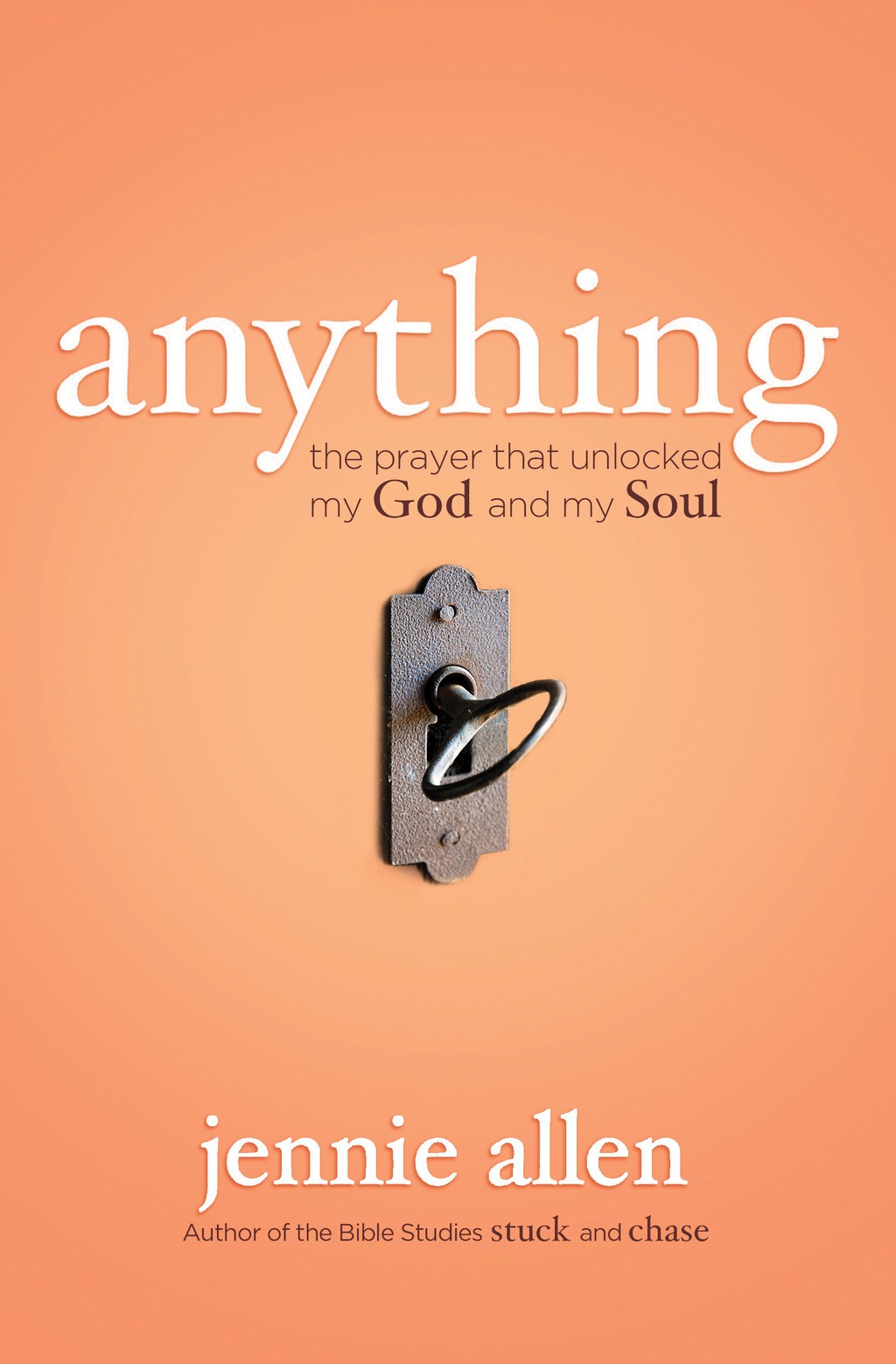 Anything By: Jennie Allen
