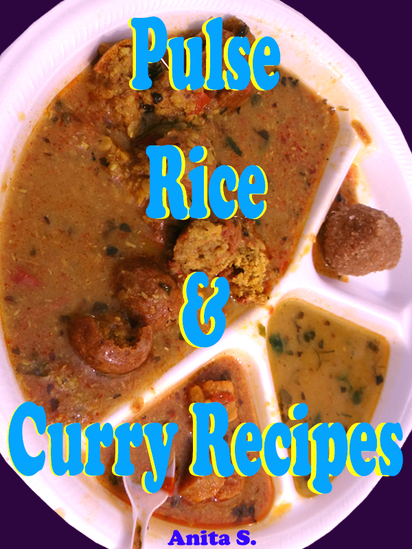 Pulse, Rice and Curry Recipes