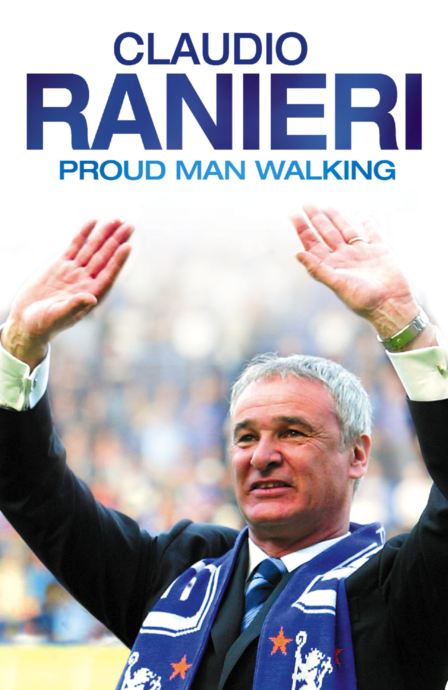 Proud Man Walking