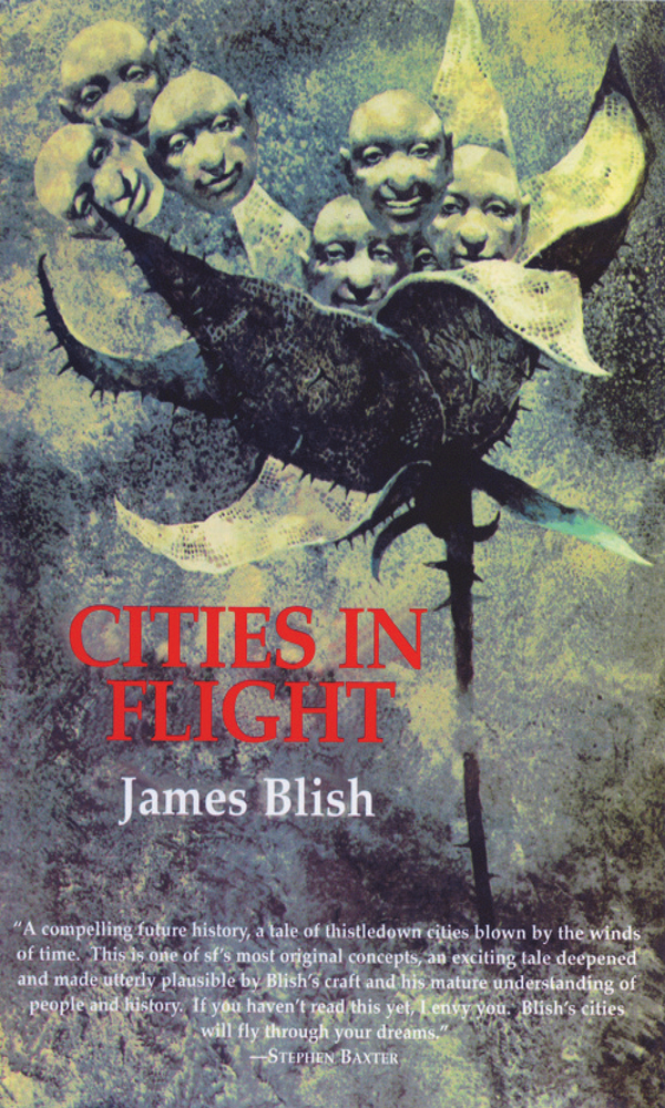 Cities in Flight By: James Blish