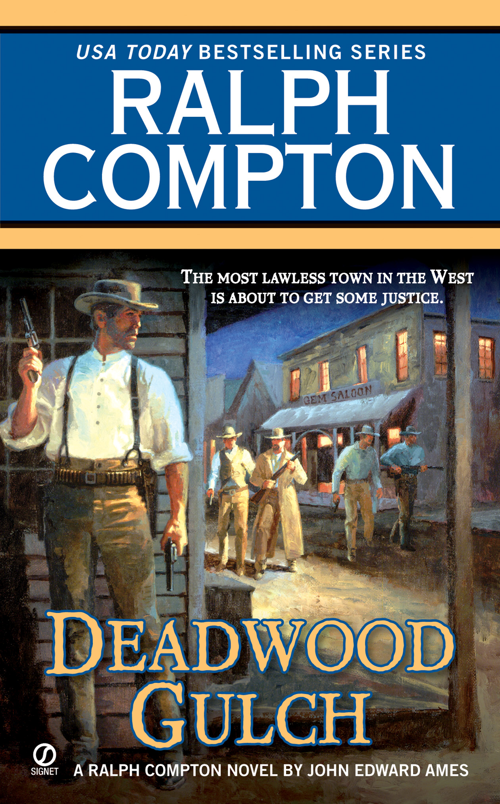 Ralph Compton Deadwood Gulch