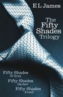 Picture of - Fifty Shades Trilogy: Fifty Shades of Grey / Fifty Shades Darker / Fifty Shades Freed