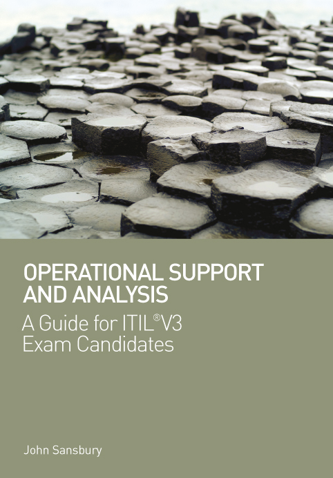 Operational Support and Analysis By: John Sansbury