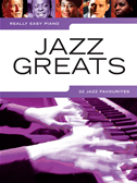Really Easy Piano: Jazz Greats