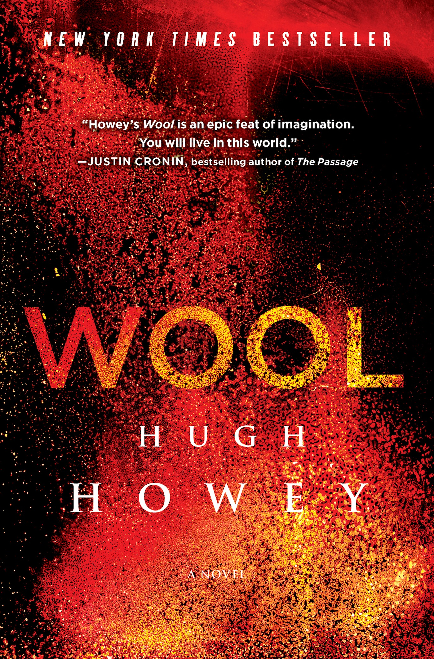 Wool Omnibus Edition (Wool 1 - 5) By: Hugh Howey