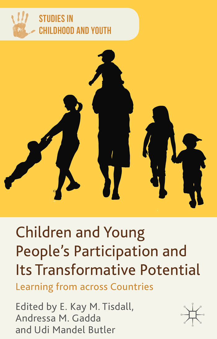 Children and Young People's Participation and Its Transformative Potential Learning from across Countries