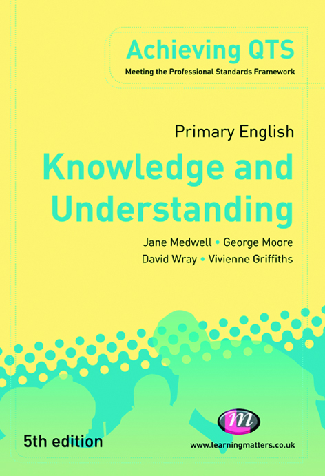 Primary English: Knowledge and Understanding