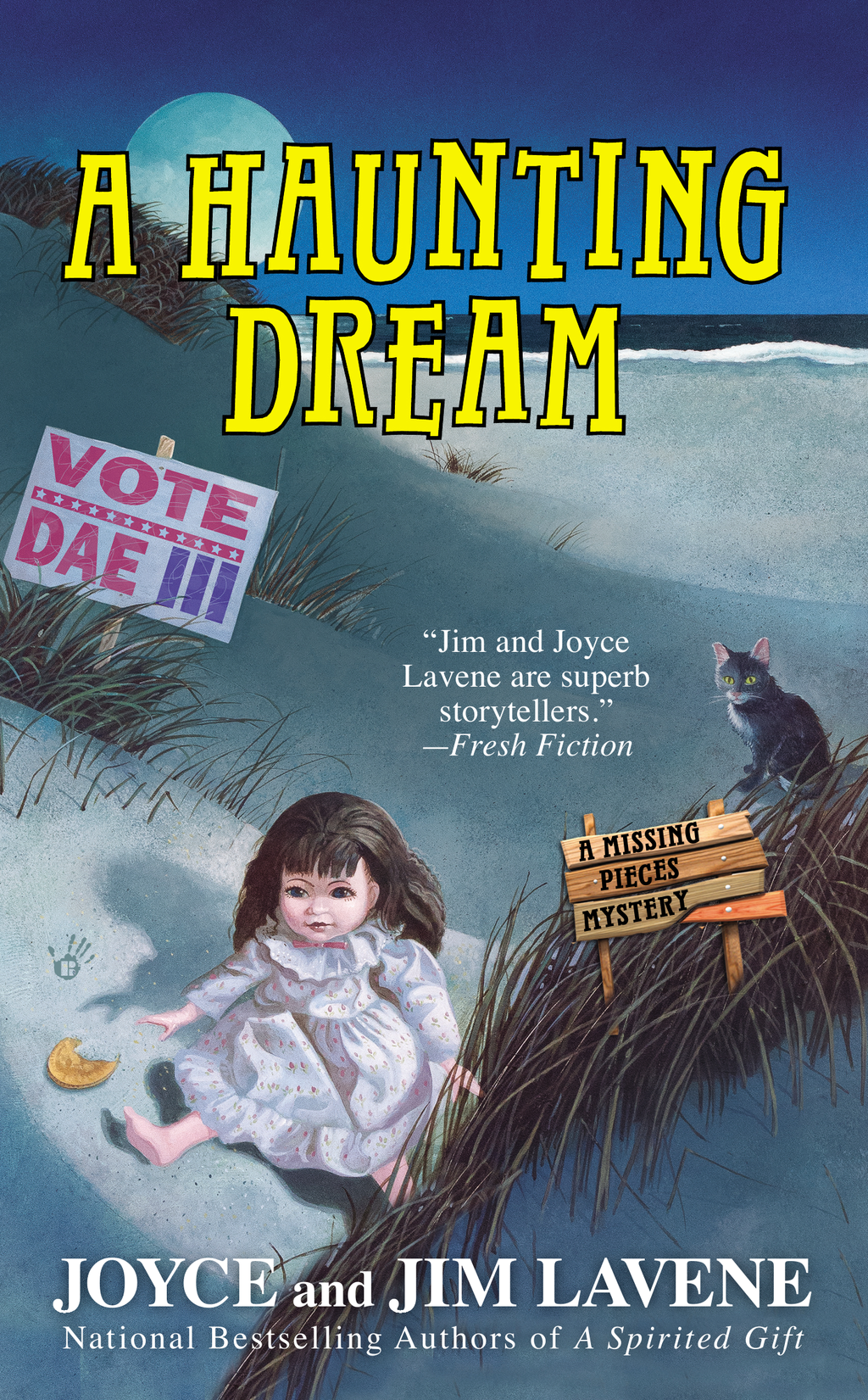A Haunting Dream By: Joyce and Jim Lavene