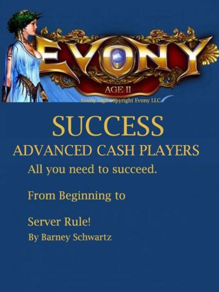 Evony Age 2 Success for Advanced CASH Players