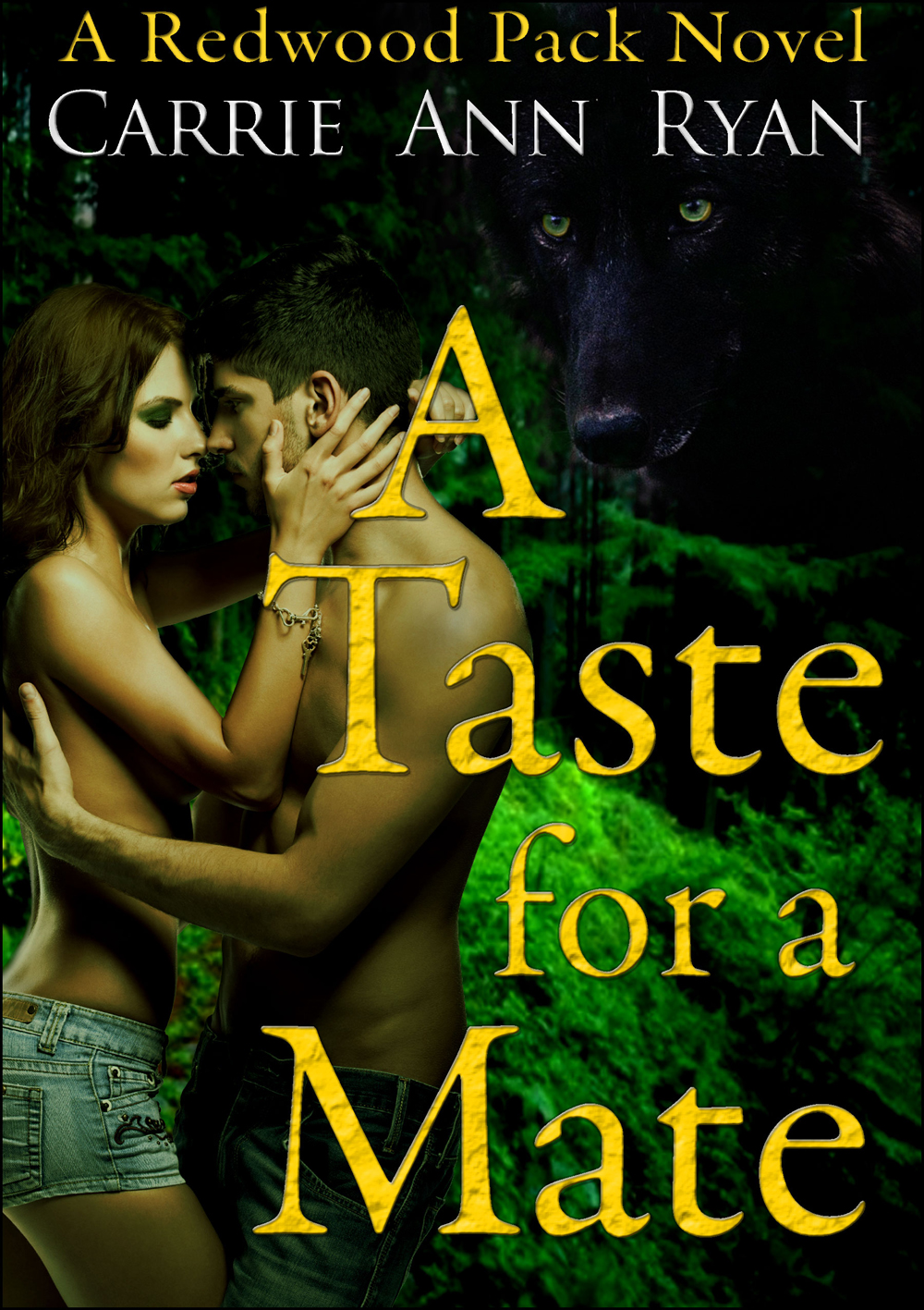 A Taste for a Mate By: Carrie Ann Ryan