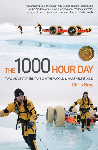 The 1000 Hour Day: Two Adventurers Take on the World's Harshest Island