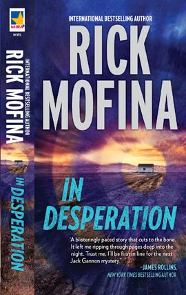 In Desperation By: Rick Mofina