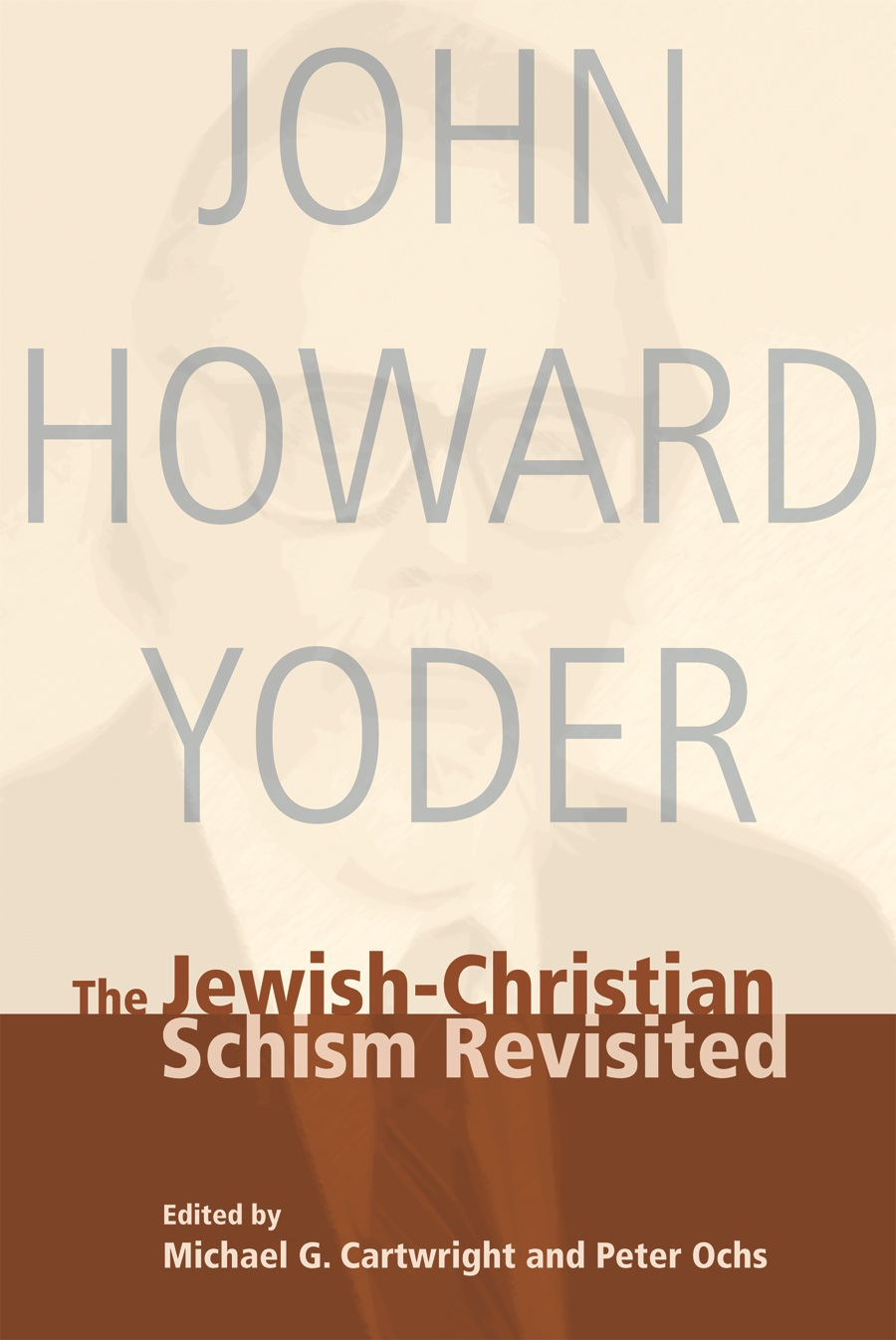 The Jewish-Christian Schism Revisited
