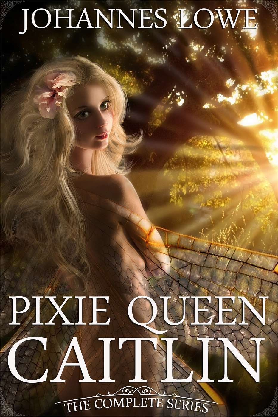 Pixie Queen Caitlin: The Complete Bundle