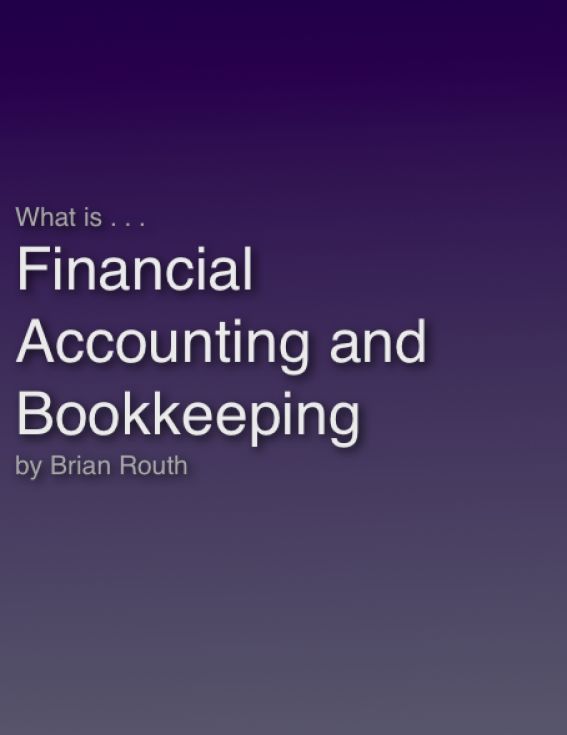 What is Financial Accounting and Bookkeeping