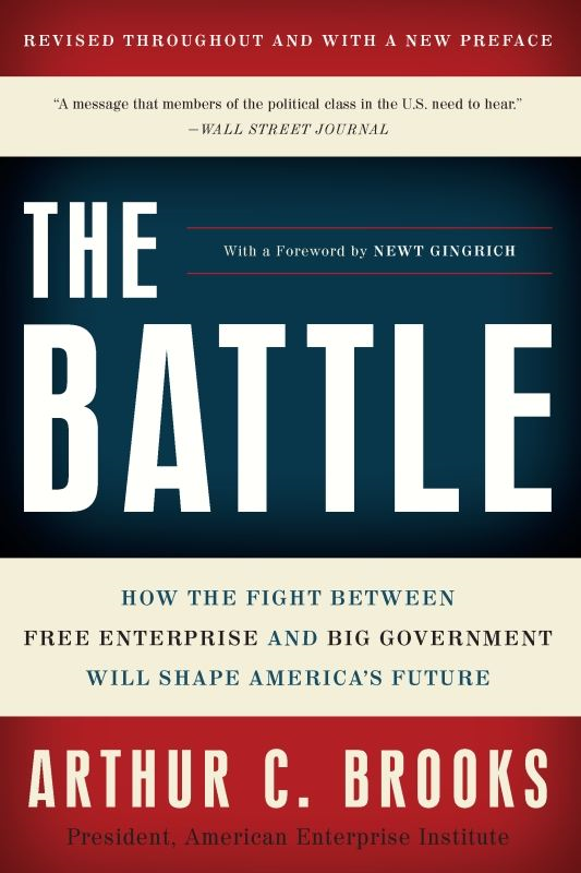 The Battle By: Arthur C. Brooks