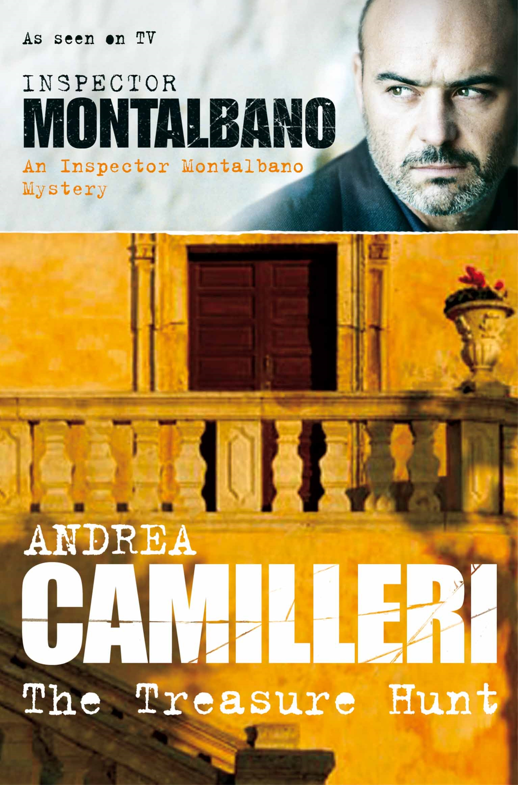 The Treasure Hunt The Inspector Montalbano Mysteries - Book 16