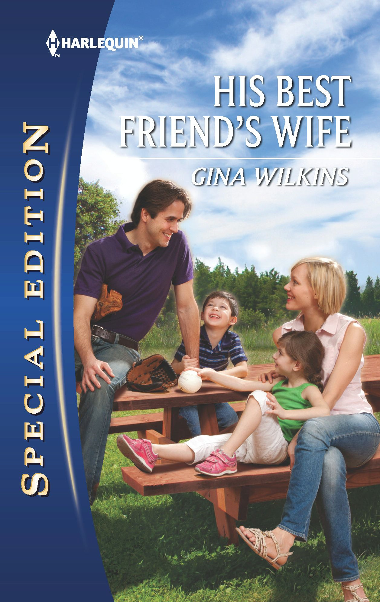 His Best Friend's Wife By: Gina Wilkins