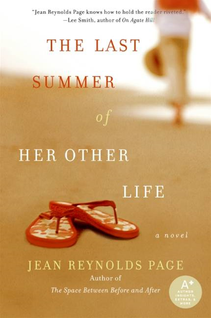 The Last Summer of Her Other Life By: Jean Reynolds Page