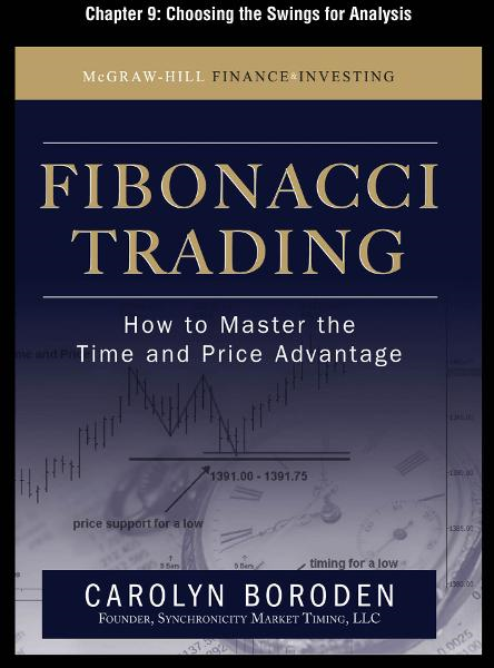 Fibonacci Trading, Chapter 9 - Choosing the Swings for Analysis By: Carolyn Boroden