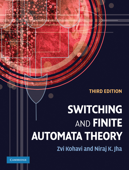Switching and Finite Automata Theory