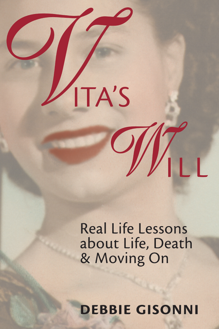 Vita's Will By: Debbie Gisonni