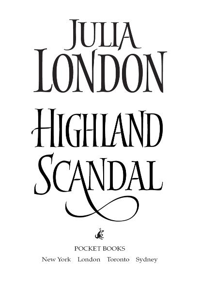 Highland Scandal By: Julia London