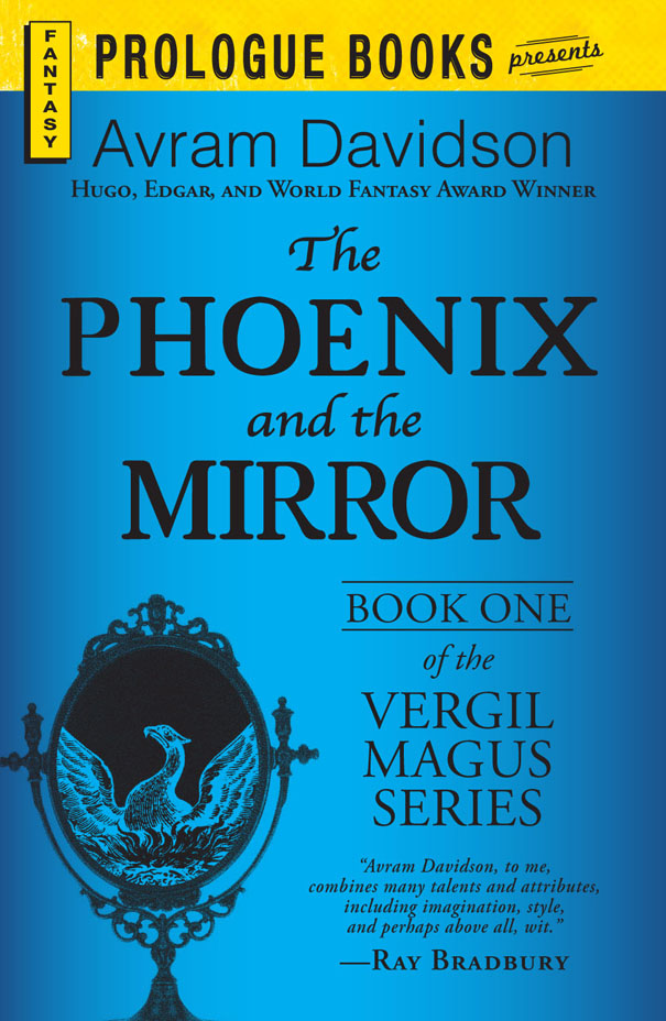 The Phoenix and the Mirror