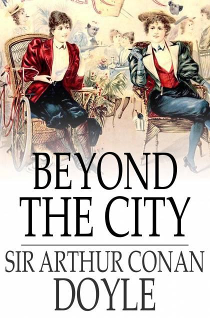 Cover Image: Beyond the City