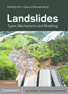 Landslides Types, Mechanisms and Modeling