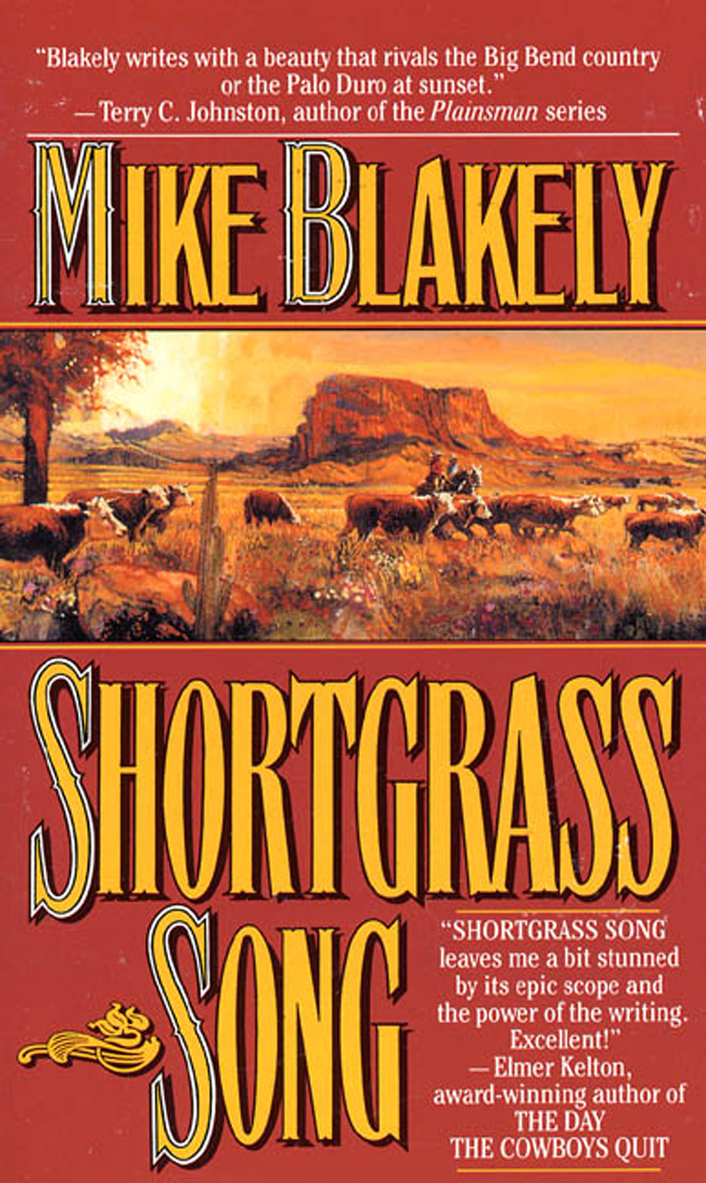 Shortgrass Song