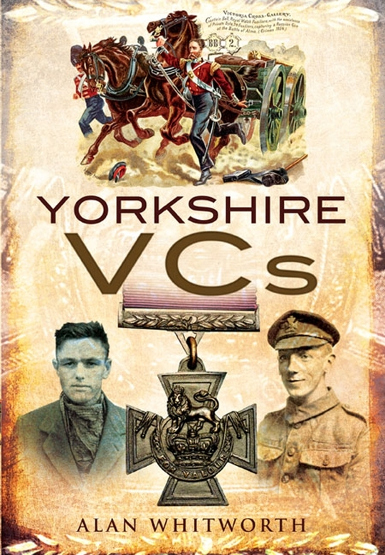 Book Cover: Yorkshire VC's