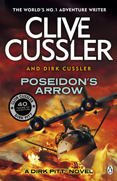 Poseidon's Arrow Dirk Pitt #22