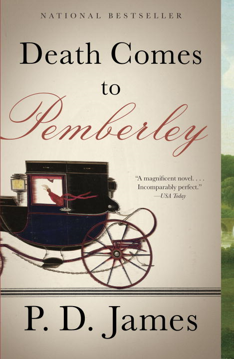 Death Comes to Pemberley By: P.D. James