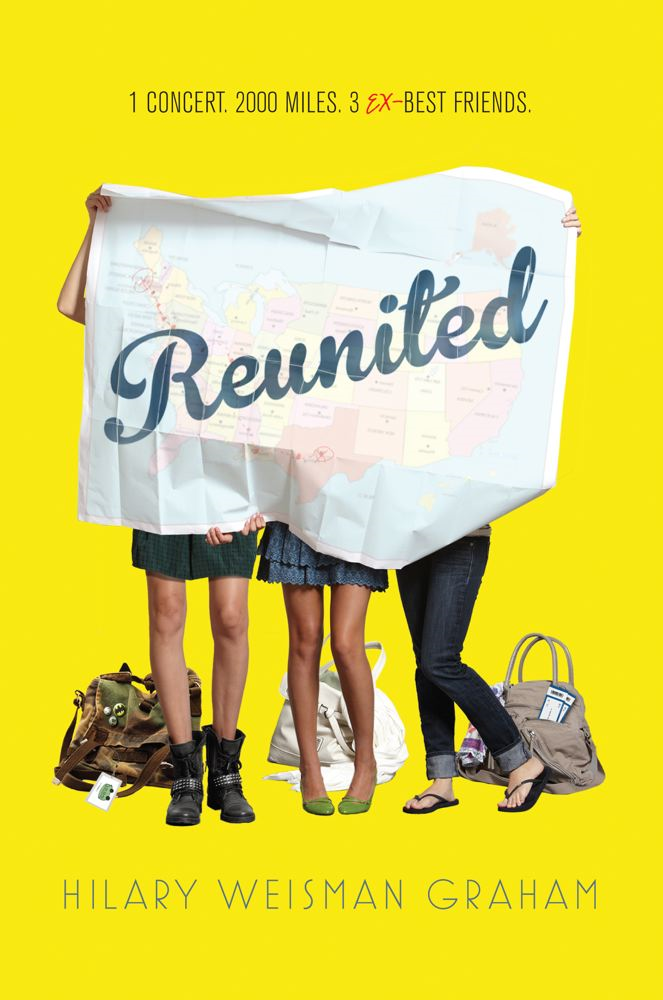Reunited By: Hilary Weisman Graham