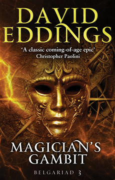 Magician's Gambit Book Three Of The Belgariad